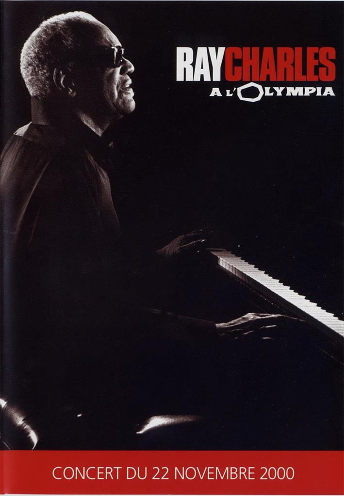 Ray Charles - At The Olympia (DVD)