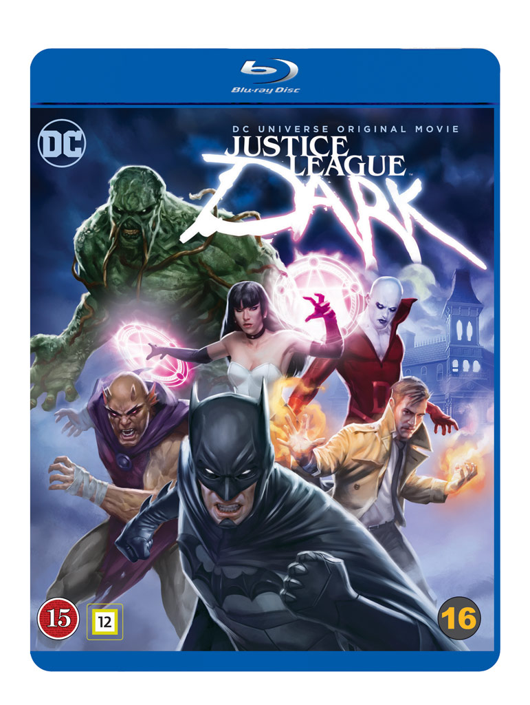 Justice League - Dark (Blu-ray)