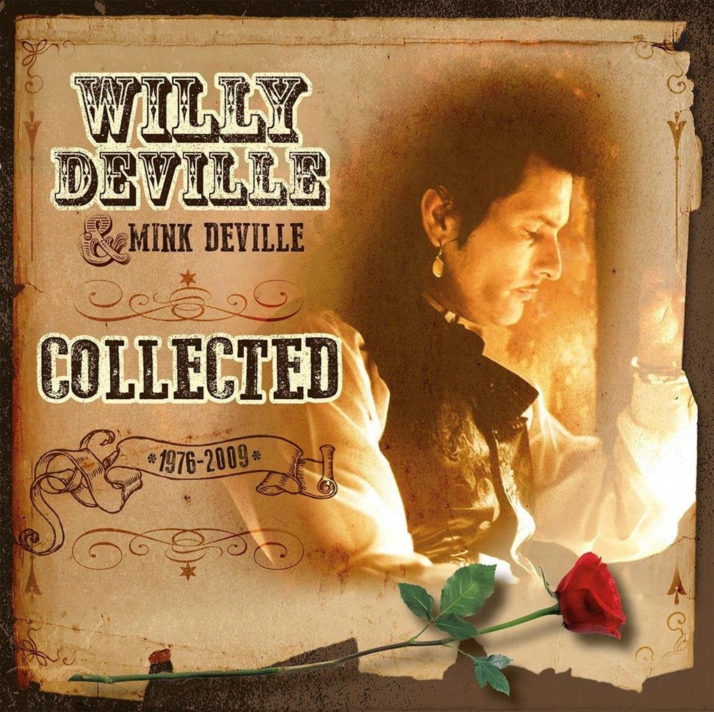 Willie DeVille - Collected 1976-2009 (Vinyl 2LP 180gram)