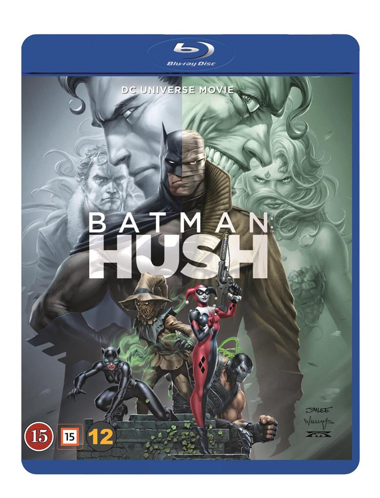 Batman: Hush (Blu-ray)