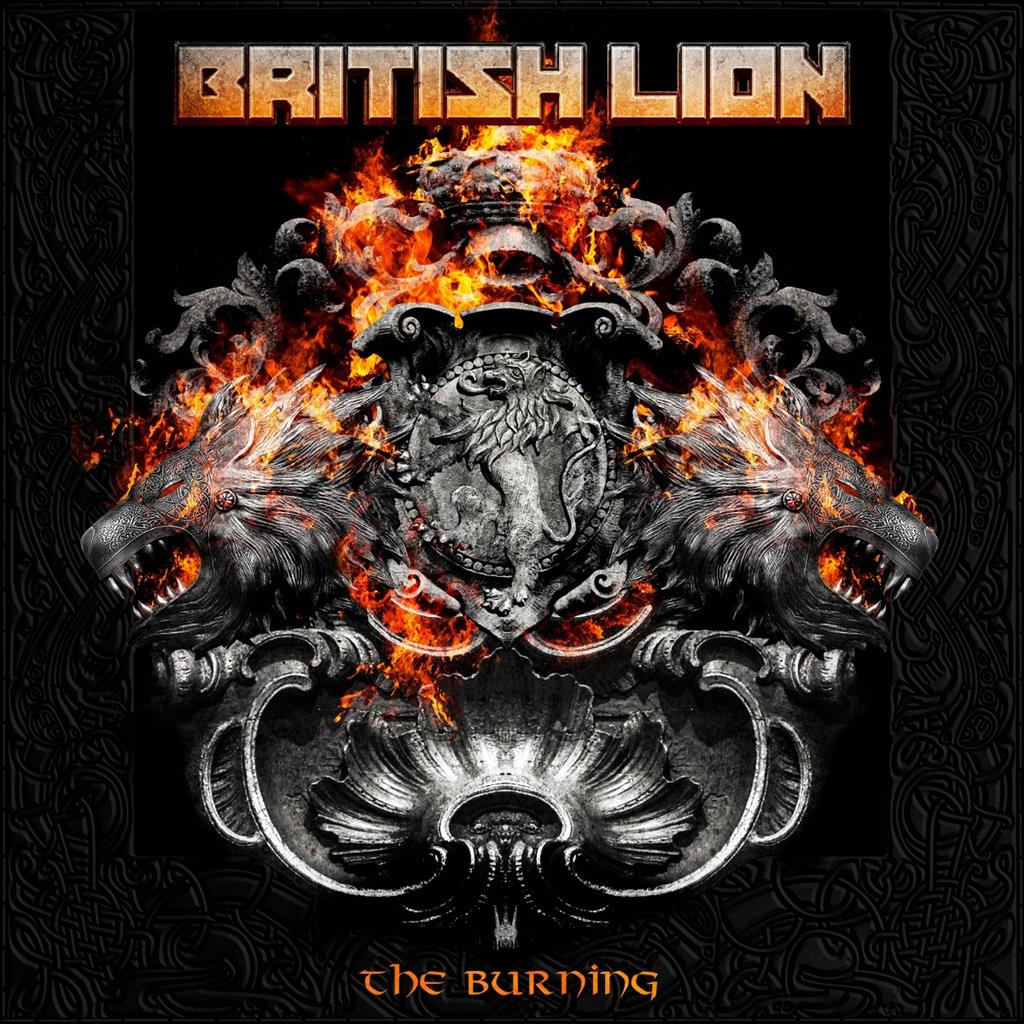 British Lion - The Burning (2LP Vinyl)