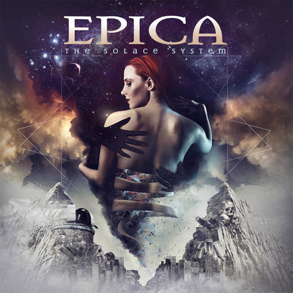 Epica - Solace System (White With Purple/Black Splatter Vinyl)
