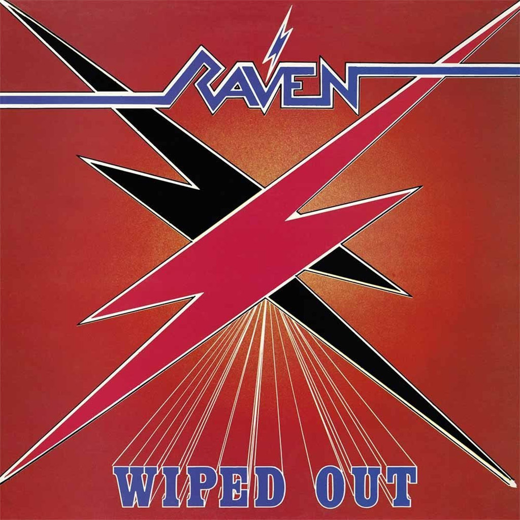 Raven - Wiped Out (2LP Vinyl)