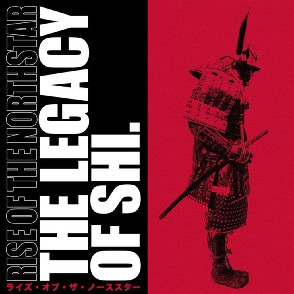 Rise Of The Northstar - The Legacy Of Shi - Limited Edition (2LP White Vinyl)