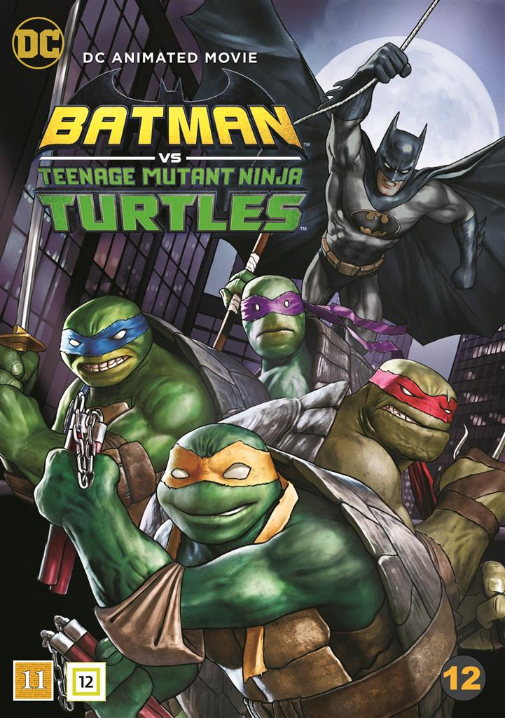 Batman Vs Teenage Mutant Ninja Turtles (DVD)