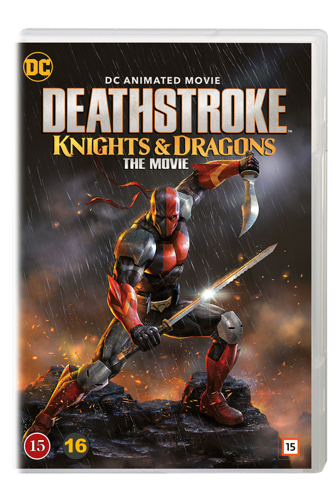 Deathstroke: Knights & Dragons (DVD)