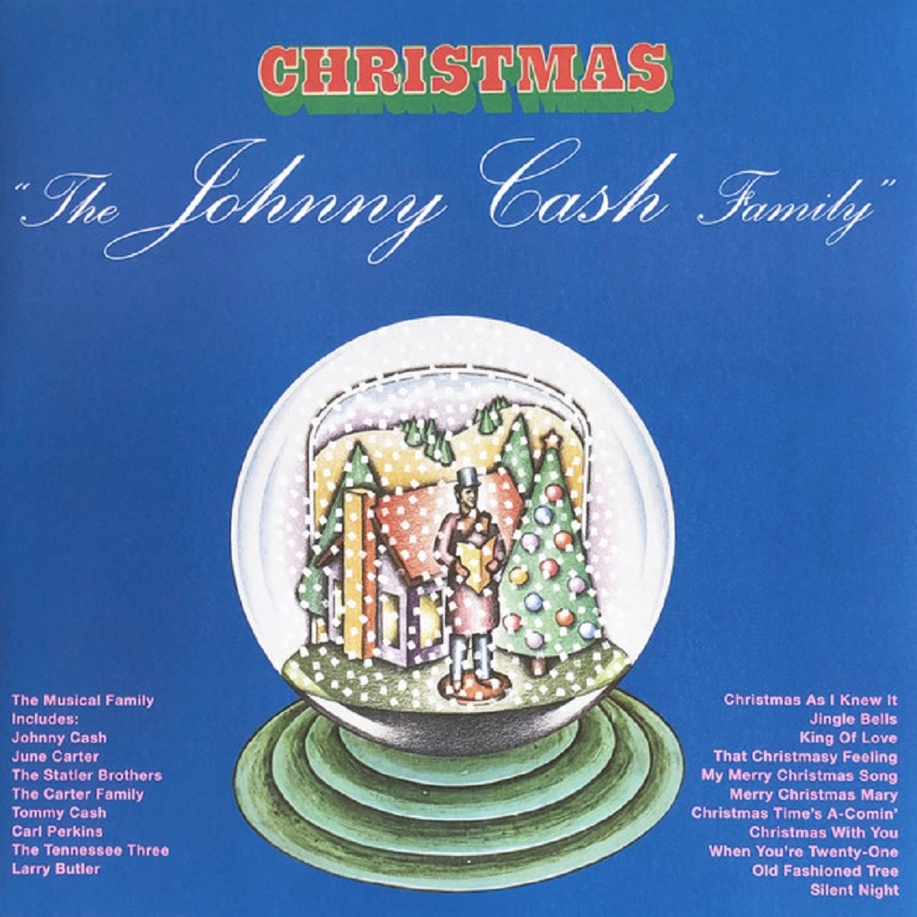 Johnny Cash - The Johnny Cash Family Christmas - Limited Edition (Vinyl - 180 gram)