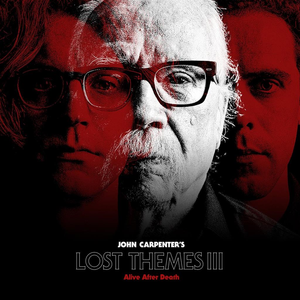 John Carpenter - Lost Themes III: Alive After Death (Vinyl)