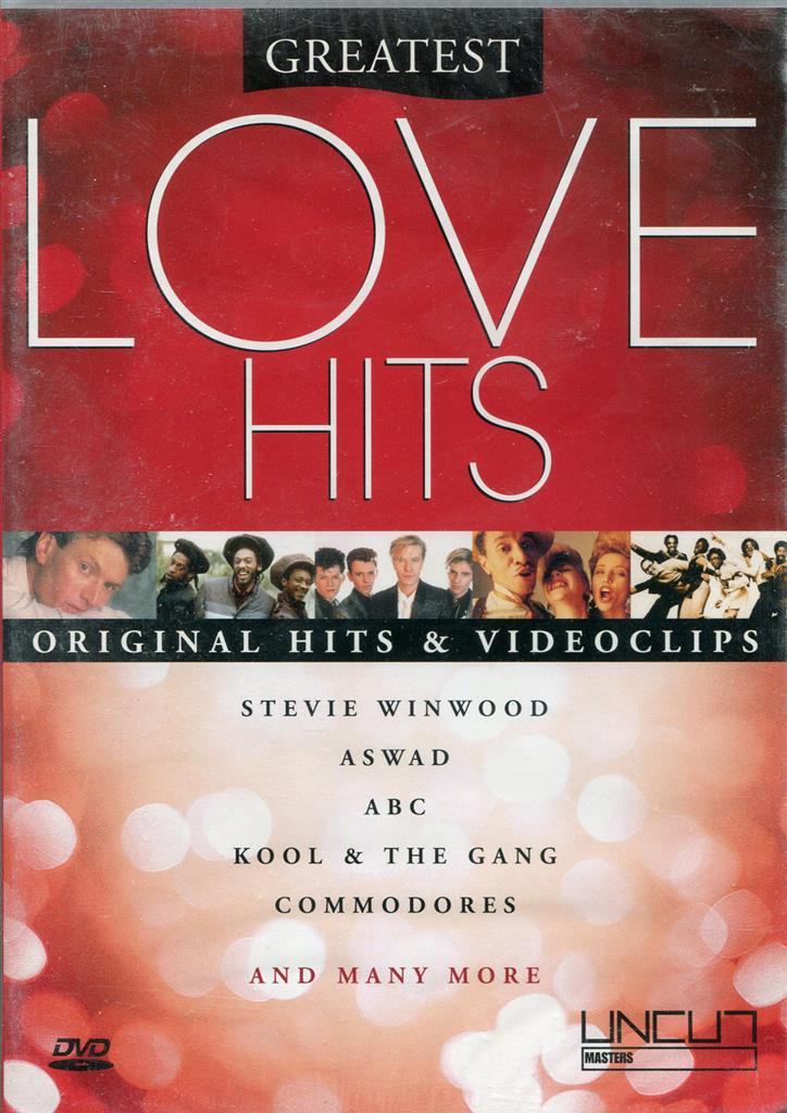 Greatest Love Hits (DVD)