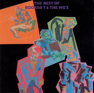 Booker T & The MG's - The Best Of Booker T & The MG's (CD)