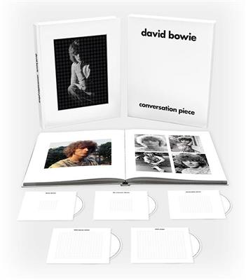 David Bowie - Conversation Piece - Limited Edition (5CD + Bok)