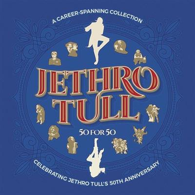 Jethro Tull - 50 For 50 - A Career-Spanning Collection (3CD)