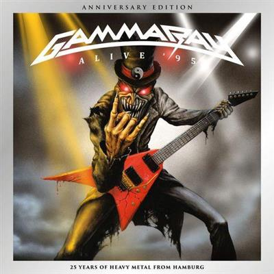 Gamma Ray - Alive' 95 (2017 Reissue) (2CD)