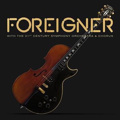 Foreigner - With The 21st Century Symphony Orchestra & Chorus (Vinyl+DVD)