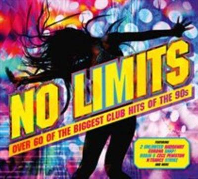 No Limits Over 60 Of The Biggest Club Hits Of The 90`s (3CD)