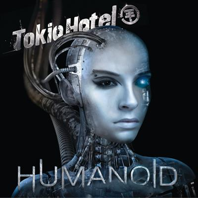 Tokio Hotel -  Humanoid - Deluxe Edition - Engelsk Version (CD+DVD)