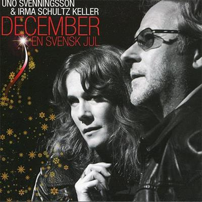 Uno Svenningsson & Irma Schultz Keller - December - En Svensk Jul (CD)