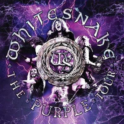 Whitesnake - The Purple Tour (CD)