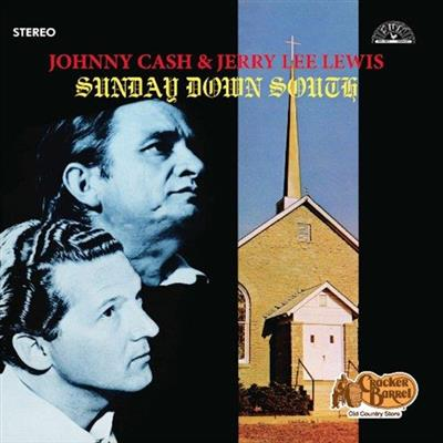 Johnny Cash & Jerry Lee Lewis - Sunday Down South (Vinyl)