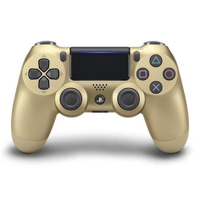 Sony Dualshock 4 Controller V2 Gold (PS4)