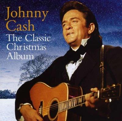 Johnny Cash - The Classic Christmas Collection (CD)