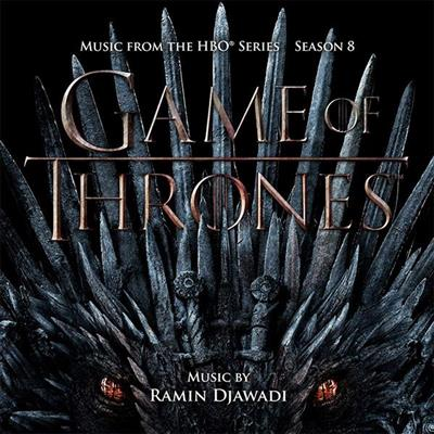 Game Of Thrones Season 8 (3LP Vinyl)