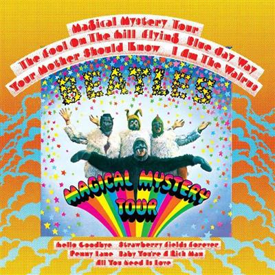 The Beatles - Magical Mystery Tour (Remastered)