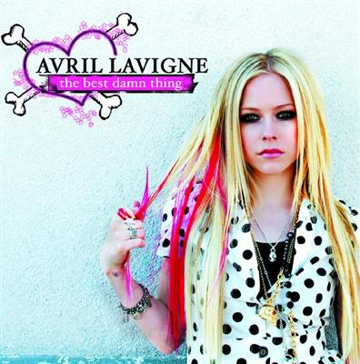 Avril Lavigne - The Best Damn Thing (CD)