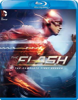 The Flash - Sesong 1 (Blu-ray)