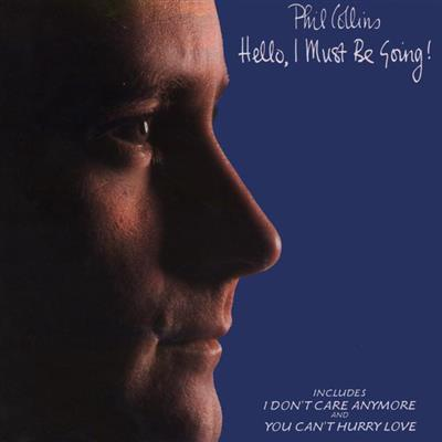 Phil Collins - Hello, I Must Be Going (CD)