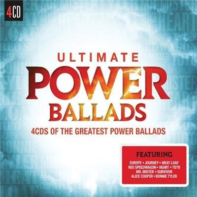 Ultimate...Power Ballads (4CD)