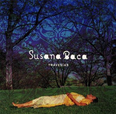 Susana Baca - Travesías (CD)