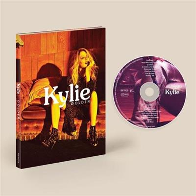 Kylie Minogue - Golden - Deluxe Edition (CD)