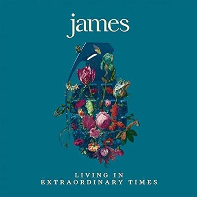 James - Living In Extraordinary Times - Deluxe Edition (CD)