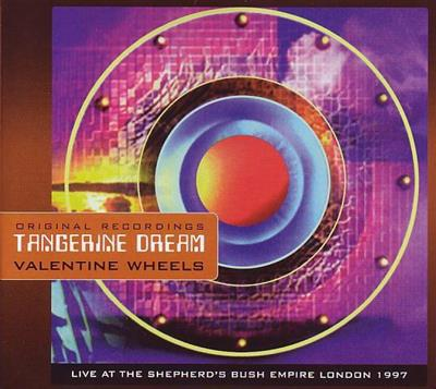 Tangerine Dream - Valentine Wheels (CD)