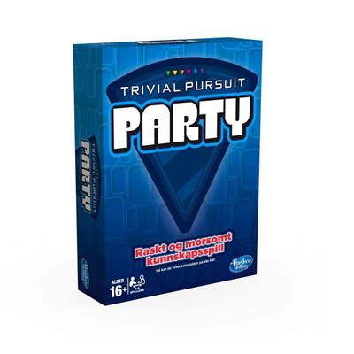 Trivial Pursuit Party - Brettspill