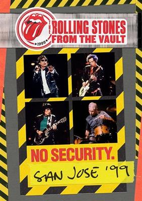 Rolling Stones - From The Vault: No Security - San Jose '99 (DVD)
