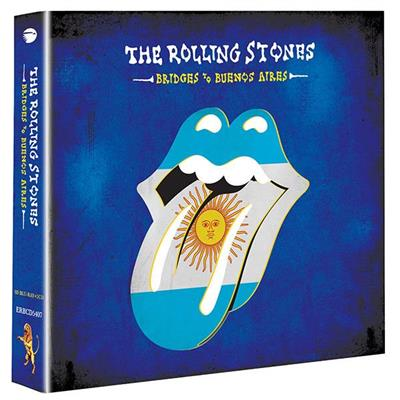 The Rolling Stones - Bridges To Buenos Aires (2CD + Blu-ray)