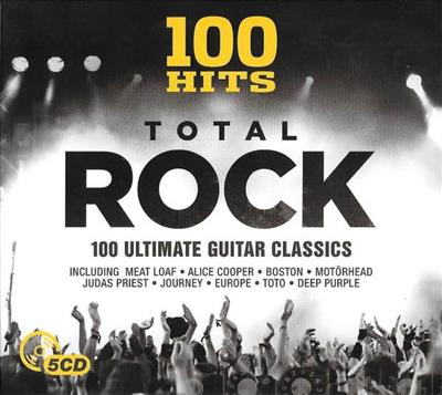 100 Hits Total Rock (5CD)