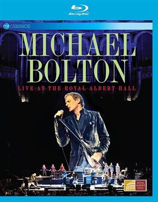 Michael Bolton - Live At The Royal Albert Hall (Blu-ray)