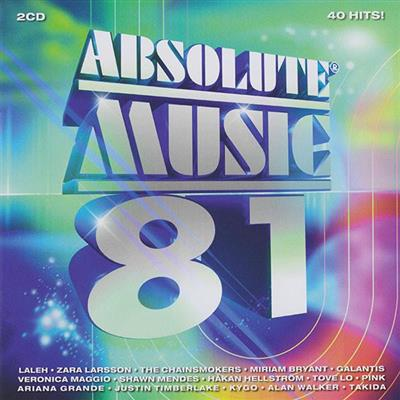 Absolute Music 81 (2CD) Svensk utg.
