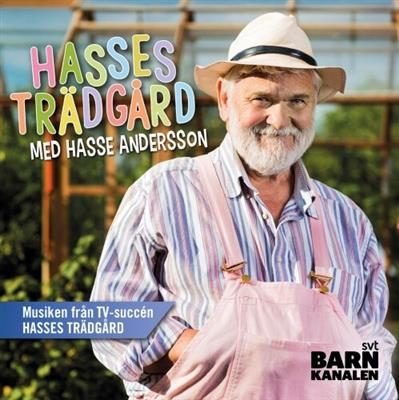 Hasse Andersson - Hasses Trädgård (CD)