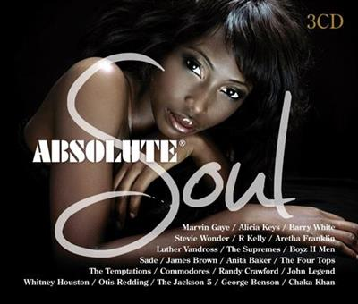 Absolute Soul (3CD)