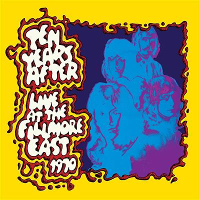 Ten Years After - Live At The Fillmore East (Vinyl 3LP)
