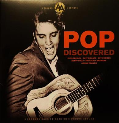 Pop Discovered (3LP Vinyl)