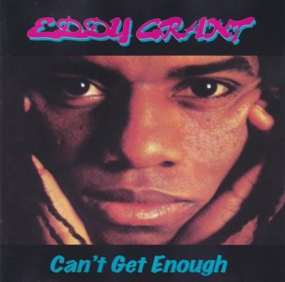 Eddy Grant - Can't Get Enough (CD)