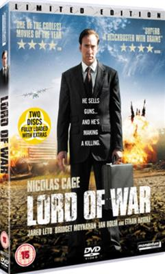 Lord Of War (Import) (DVD)