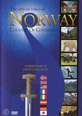 The Official Video Of Norway Country Of Contrasts (DVD)