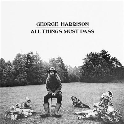 George Harrison - All Things Must Pass - Limited Edition (3LP Vinyl)