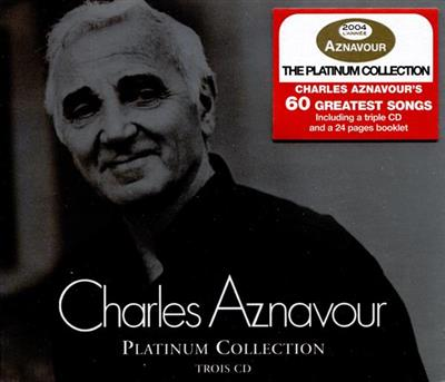 Charles Aznavour - The Platinum Collection (3CD)